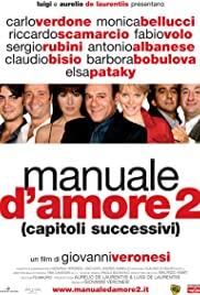 Amazon. Com: manuale d'amore 2 capitoli successivi (se) (2 dvd.