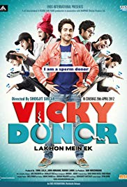 Subtitles Vicky Donor - subtitles english 1CD srt (eng)
