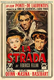 Subtitles La Strada - subtitles english 1CD srt (eng)